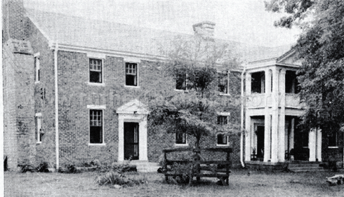 Harber's History Absalom Scales House continues as
