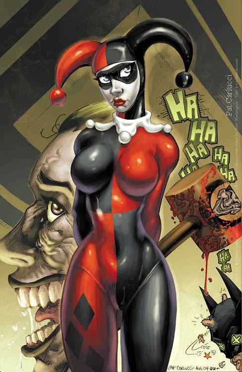 Batman Harley Porn - Harley Quinn Porn Comics   Harley Quinn