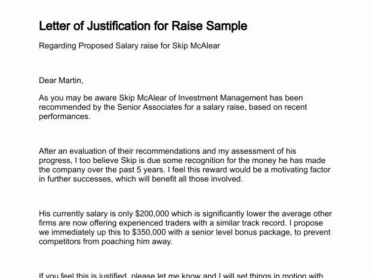 Sample Job Position Justification Letter from i.pinimg.com