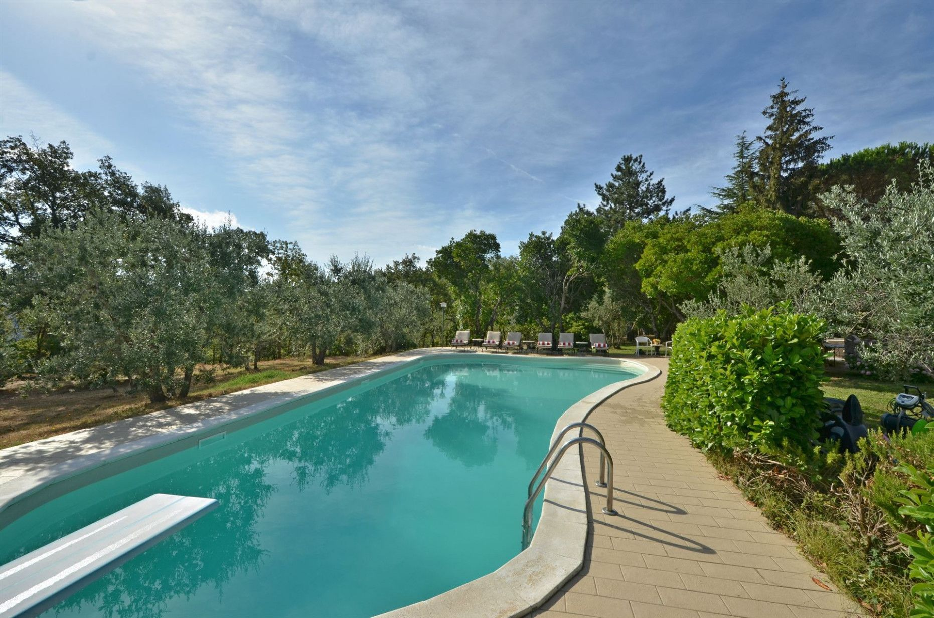 Table De Jardin Landi In 2020 Outdoor Outdoor Decor Pool