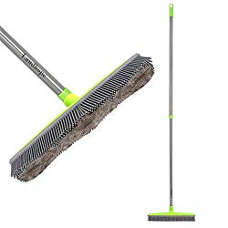 The 24 Best Brooms For Hardwood Floors 2020 With Images Rubber