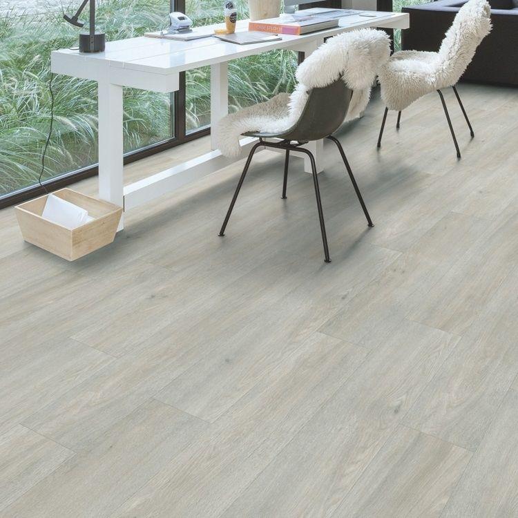 Quick Step Livyn Balance Click Silk Oak Light Bacl40052 Products In 2019 Light Oak Flooring Silk
