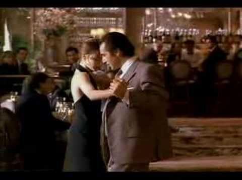 tango de pelicula perfume de mujer