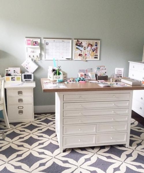 Cream craft space right here love seeing our martha stewart living love seeing our martha stewart living craft space furniture watchthetrailerfo
