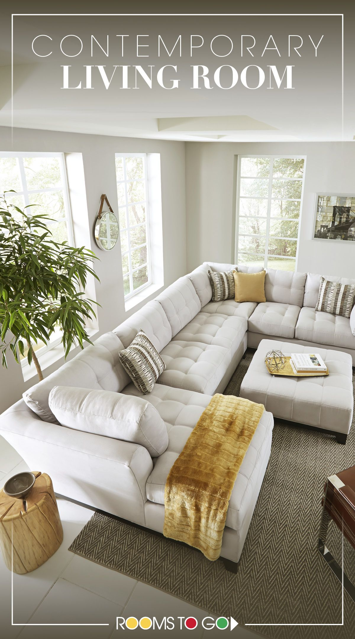 pillows for living roomstogo.com | Cindy Crawford Rooms To Go ...