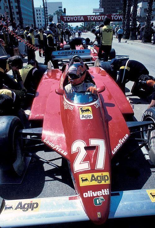 Gilles, Long Beach 1982