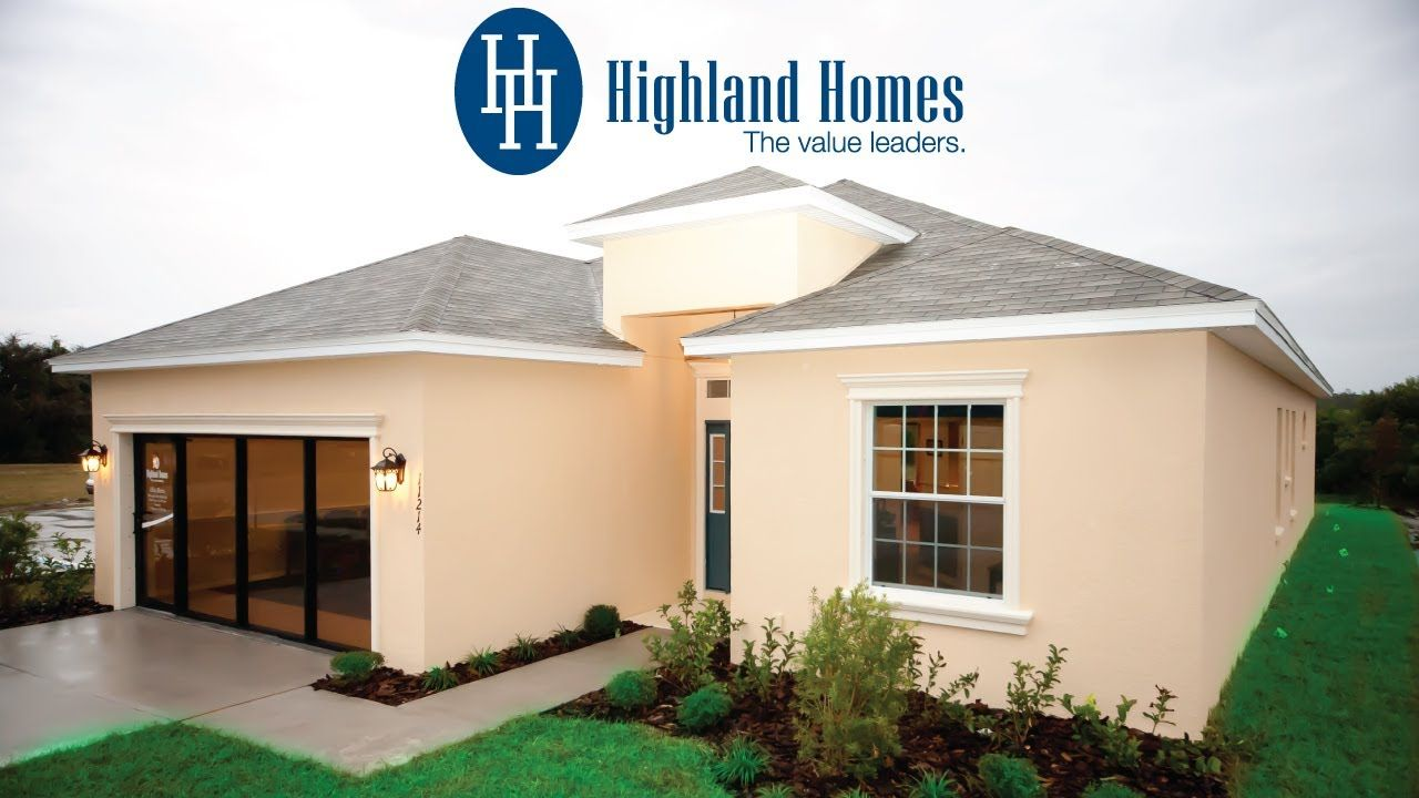 Take a virtual tour of the popular Owenburg home plan by Highland Homes - this video showcases a model home in Gibsonton, Florida. The Owenburg features 4 bedrooms, 2 baths and a 2-car garage.