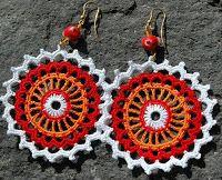 Tina's handicraft : 16 ideas for earrings