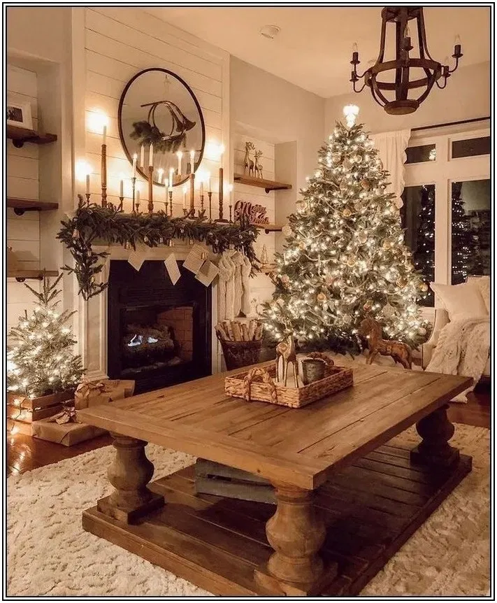 110+ How to Apply Winter Home Decoration Ideas | cynthiapina.me
