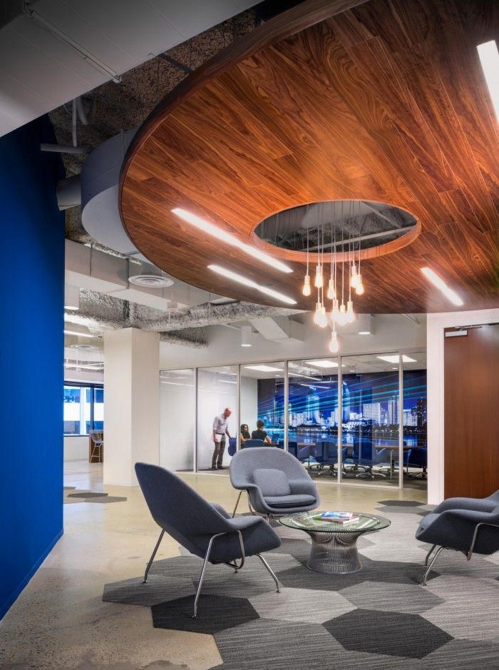 Office Tour The Irvine Company San Diego Readynow Office Modern Office Architecture