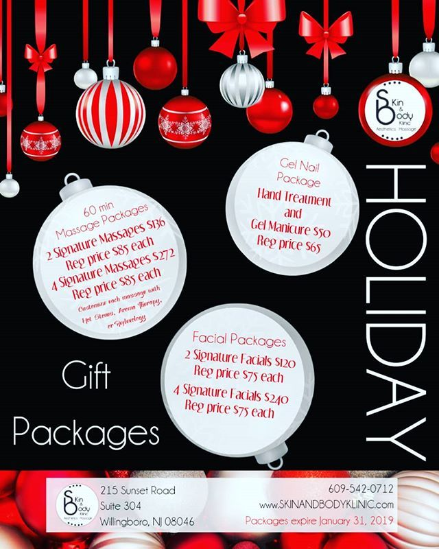 Holiday Nails Willingboro Nj: Black Friday Special #2 At The Skin And Body Klinic. Give