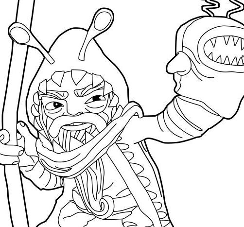 chompy coloring mage pages 2020 coloring pages