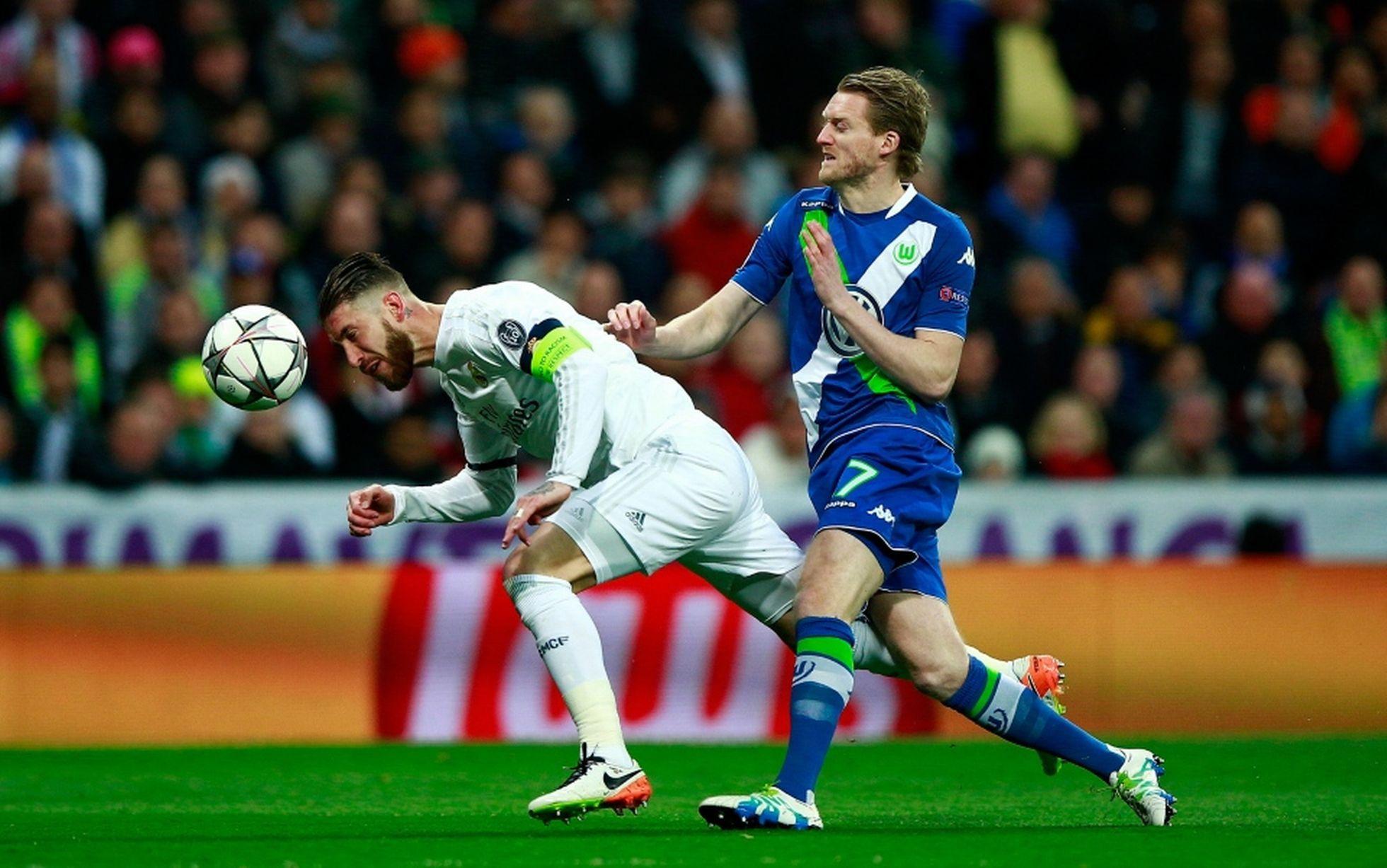 Madrid Vs Wolfsburg