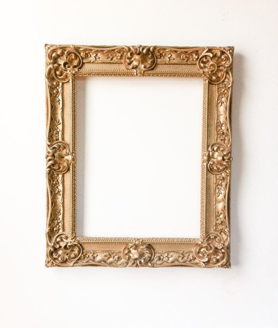 Your Place To Buy And Sell All Things Handmade Gold Frame Vintage Frames Frame