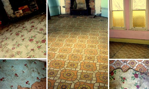 Lino Love With Betty Jo Designs Lino Revival The Design Files Patterned Carpet Old Wallpaper Retro Home Decor