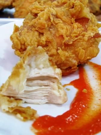 ttm tips trik memasak resep ayam goreng ala kfc