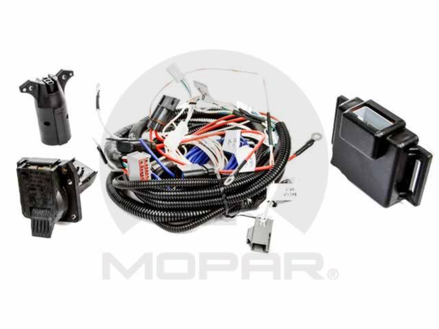 Tow Hitch Wiring Harness Tow Hitch Towing Mopar
