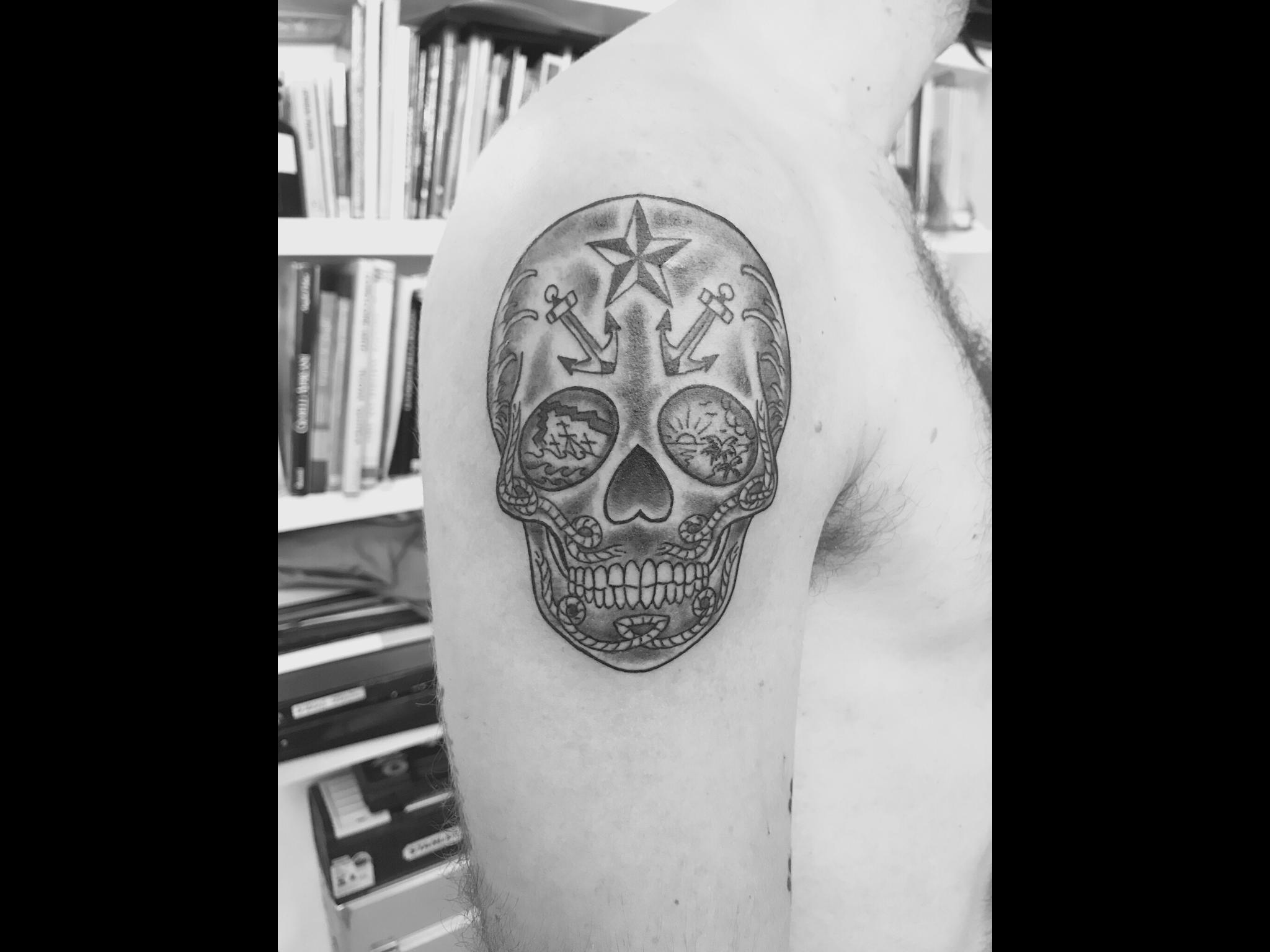 Pmp tattoo parlour by carlo tattootattoostattooinkink loveink