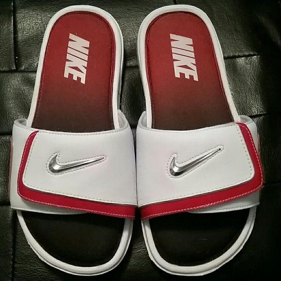 Ohio State Buckeye color | Nike slides