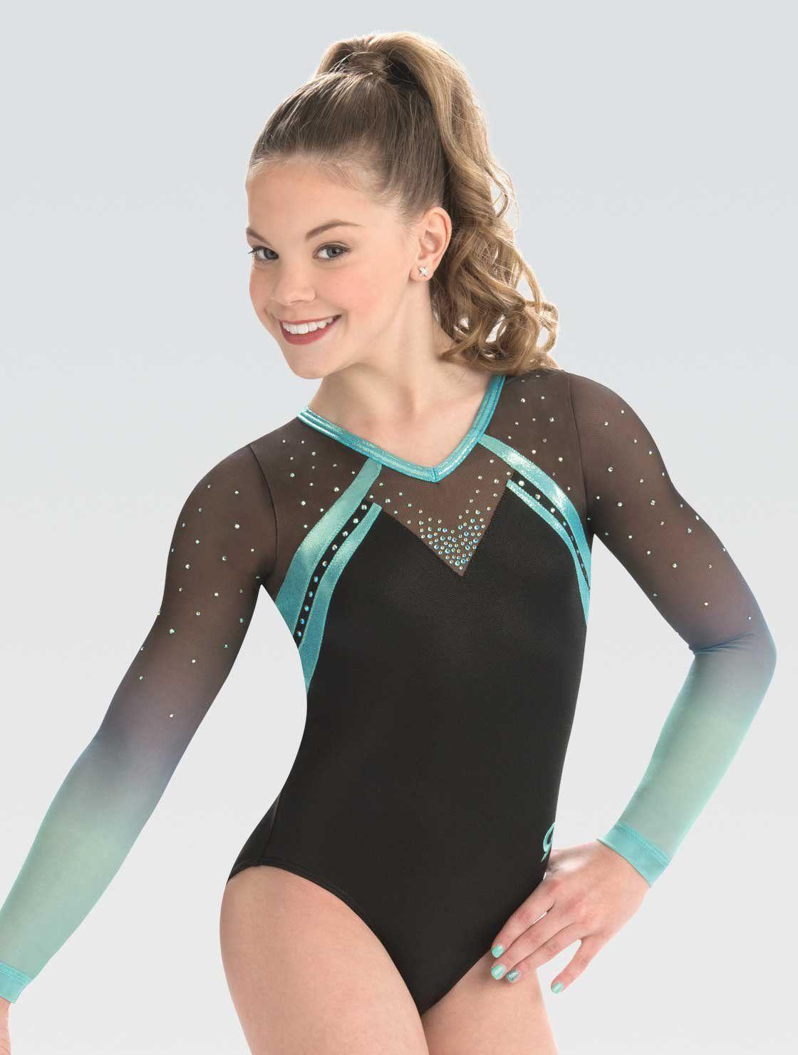 5f8e7c6890b8 7638s | Gymnastics | Gymnastics competition leotards, Girls ...