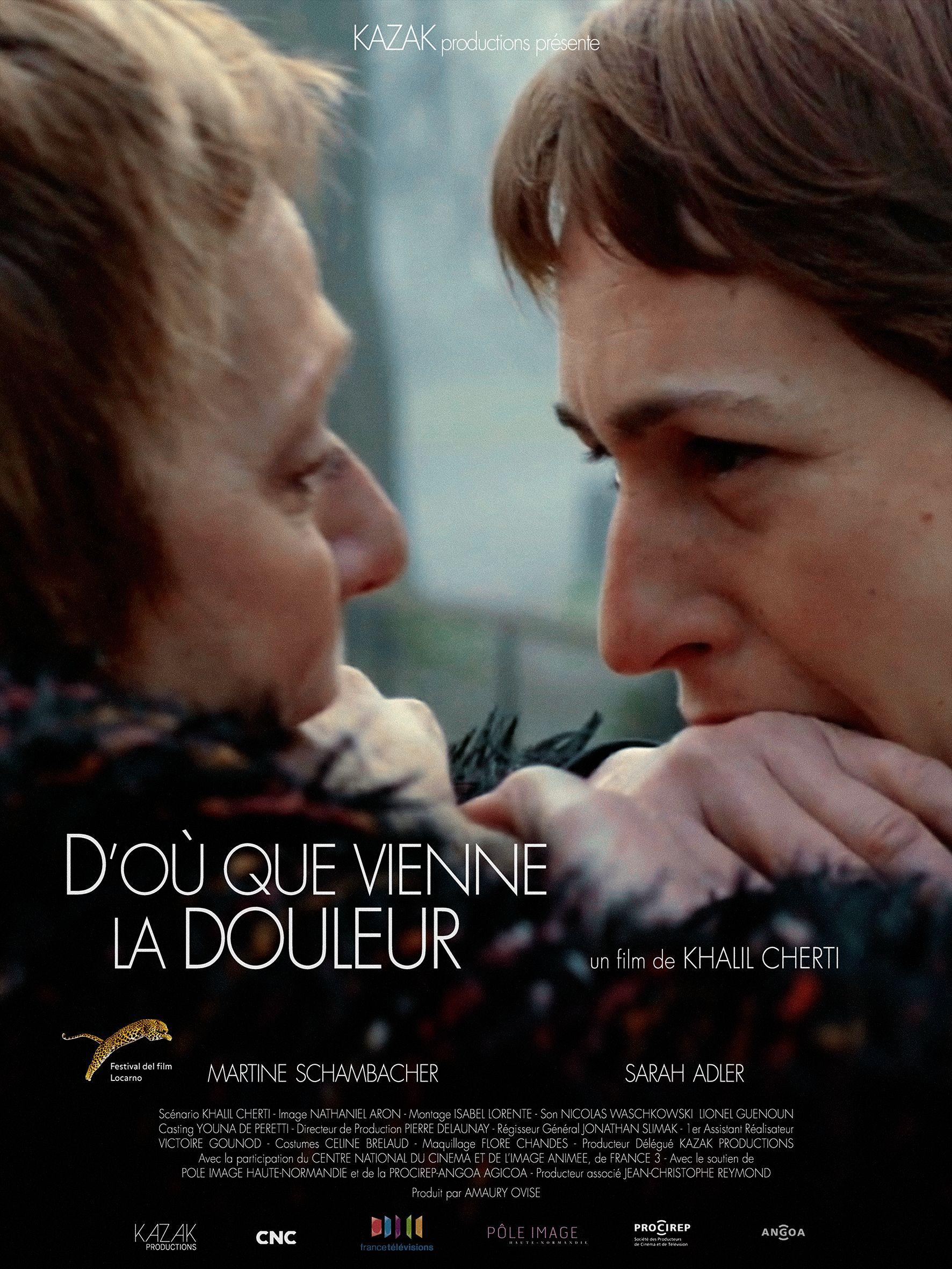 DE DONDE VENGA EL DOLOR (D'OÙ QUE VIENNE LA DOULEUR) | Khalil Cherti • Drama • Francia • 2013 • 37 min