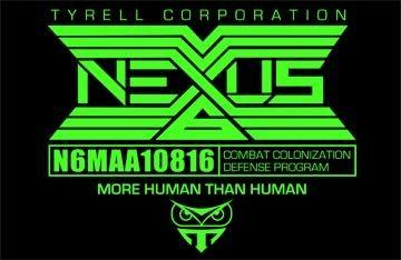 Mens Wallace Corporation Bladerunner 2049 Logo Hoodie Nexus 6 Replicant Tyrell