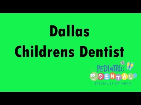 Dallas Pediatric Dentist | Hiram Childrens Dent...