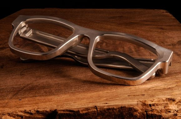 6ff1627eef0 Exovault Aluminum Eyeglasses