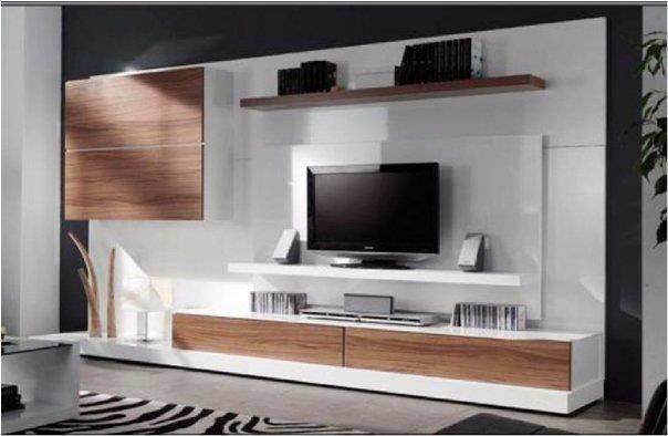 centro de entretenimiento  Deco Furniture and Ideas  Pinterest