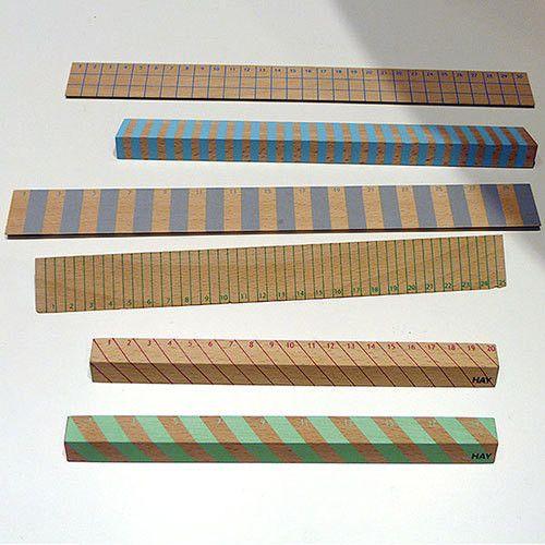 Wooden Ruler X Hay