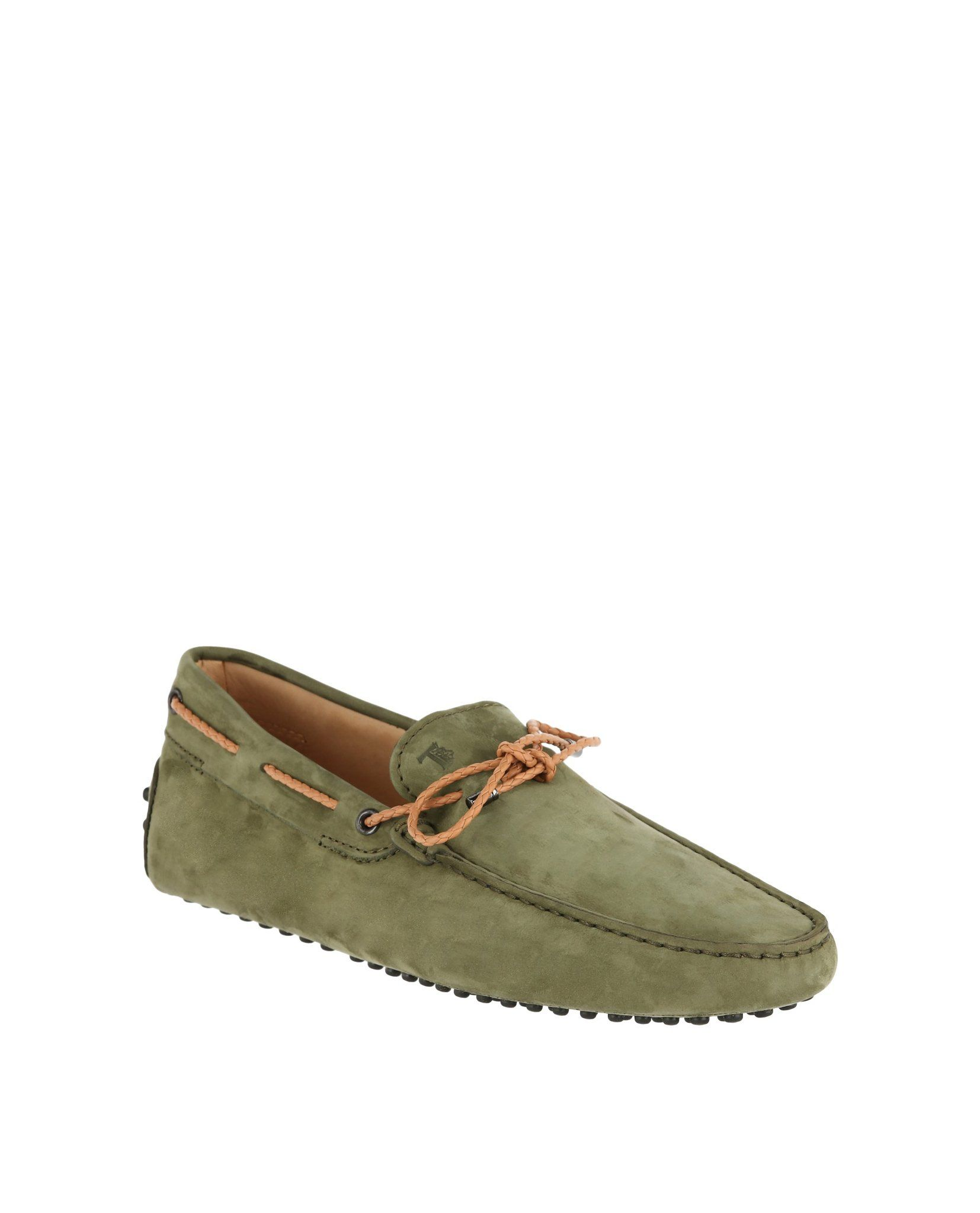e742003ef4b TOD'S Gommino Driving Shoes In Suede | Designer Shoes On Sale | Men's  Designer Fashion Discount | #madaluxevault #tods