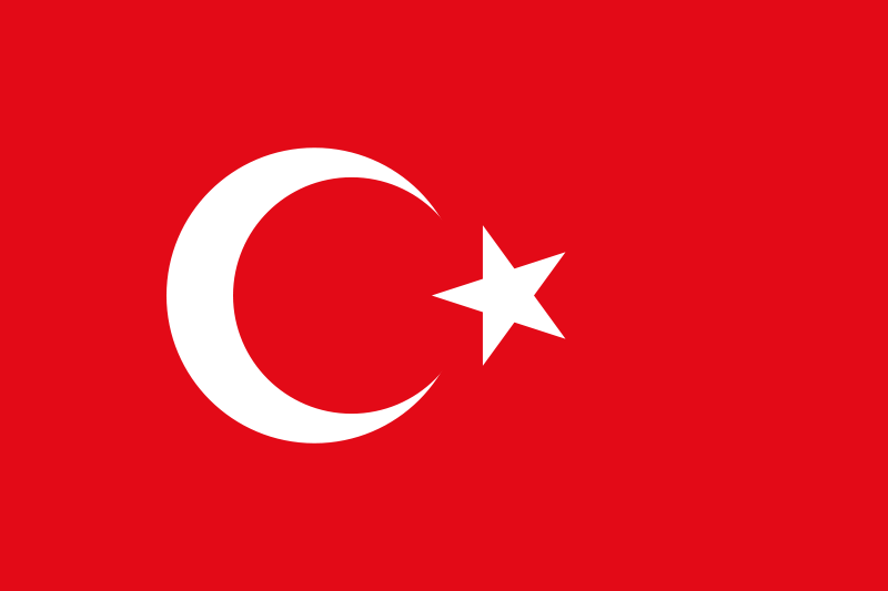 File Flag Of Turkey Svg Wikipedia The Free Encyclopedia Turkish Flag Flags Of The World Turkey Flag