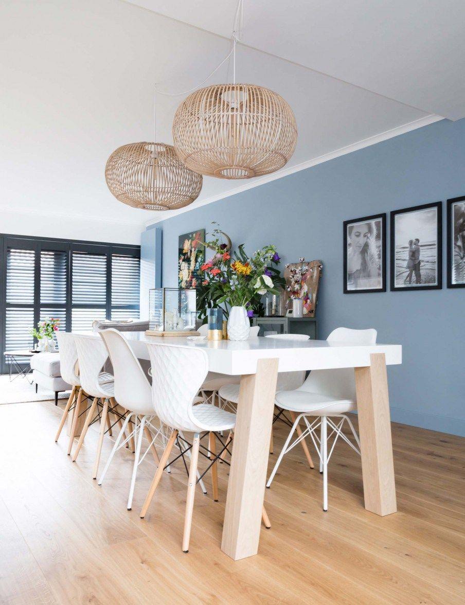 Bleu et nature aux Pays-bas - PLANETE DECO a homes world #hausinterieurs