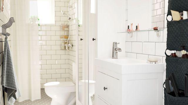 Salle de bain en longueur  conseils aménagement et déco