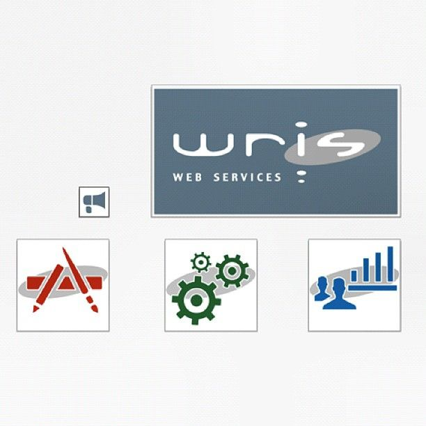 Icons for WRIS website