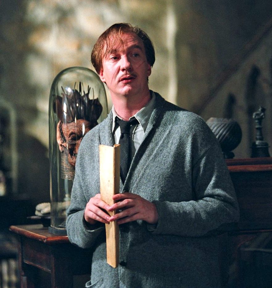 Remuslupin Lupin Harry Potter Harry Potter Wiki Harry Potter Characters