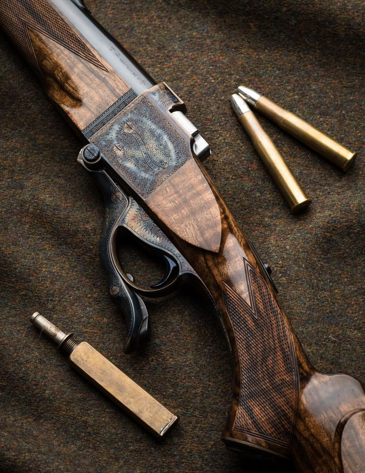 A New Westley Richards Farquharson Take Down Action 450