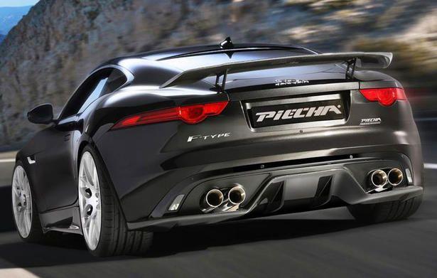 Piecha Jaguar F Type R Body Kit Jaguar F Type Jaguar Body Kit