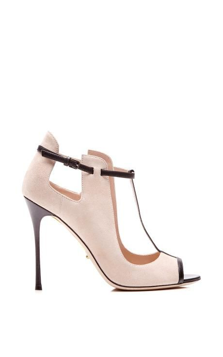 Emperor Pump In Nude by Sergio Rossi Now Available on Moda Operandi