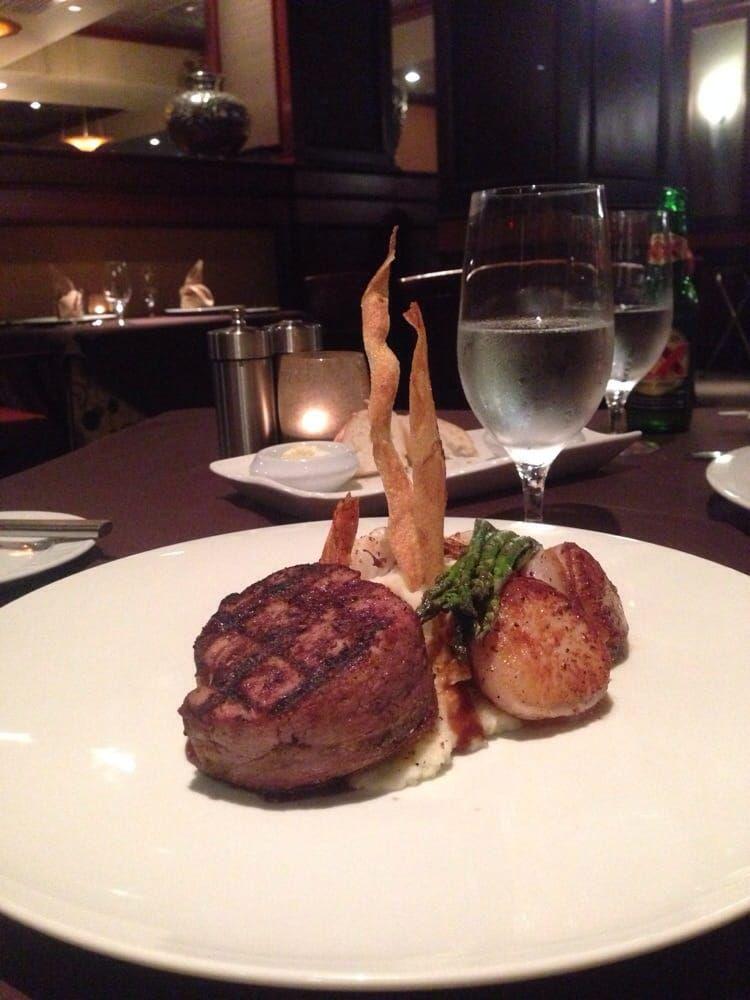 Photo Of Mignon S Steaks Seafood Biloxi Ms United States Filet