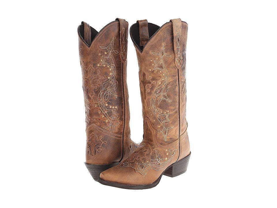 4c778990dec Laredo Cross Point (Brown Rust) Women's Boots. Two-step with the ...