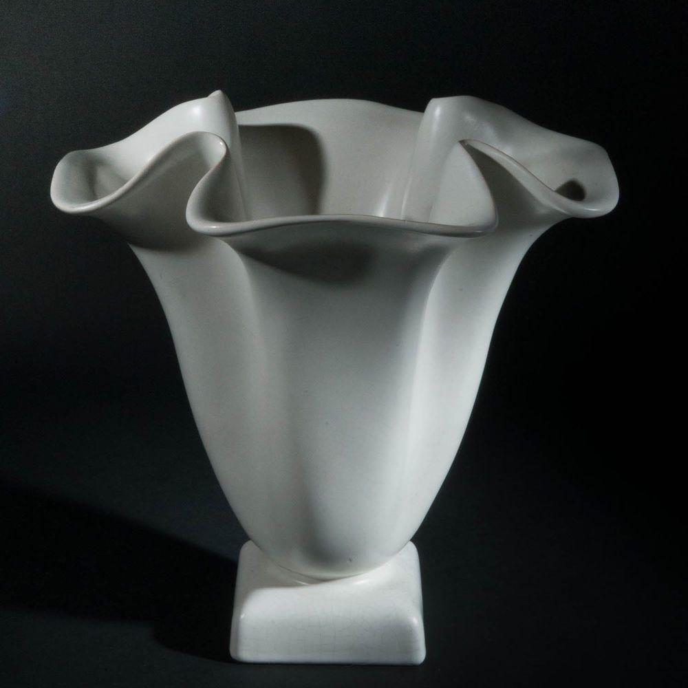 Art deco studio pottery vase signed henning rathjen pottery vase art deco studio pottery vase signed henning rathjen reviewsmspy