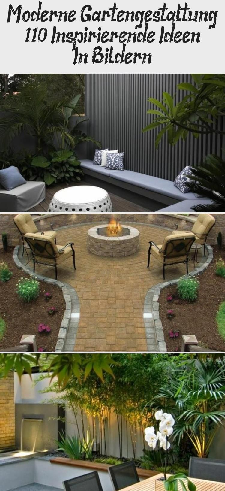 Moderne Gartengestaltung 110 Inspirierende Ideen In Bildern Outdoor Decor Patio Outdoor