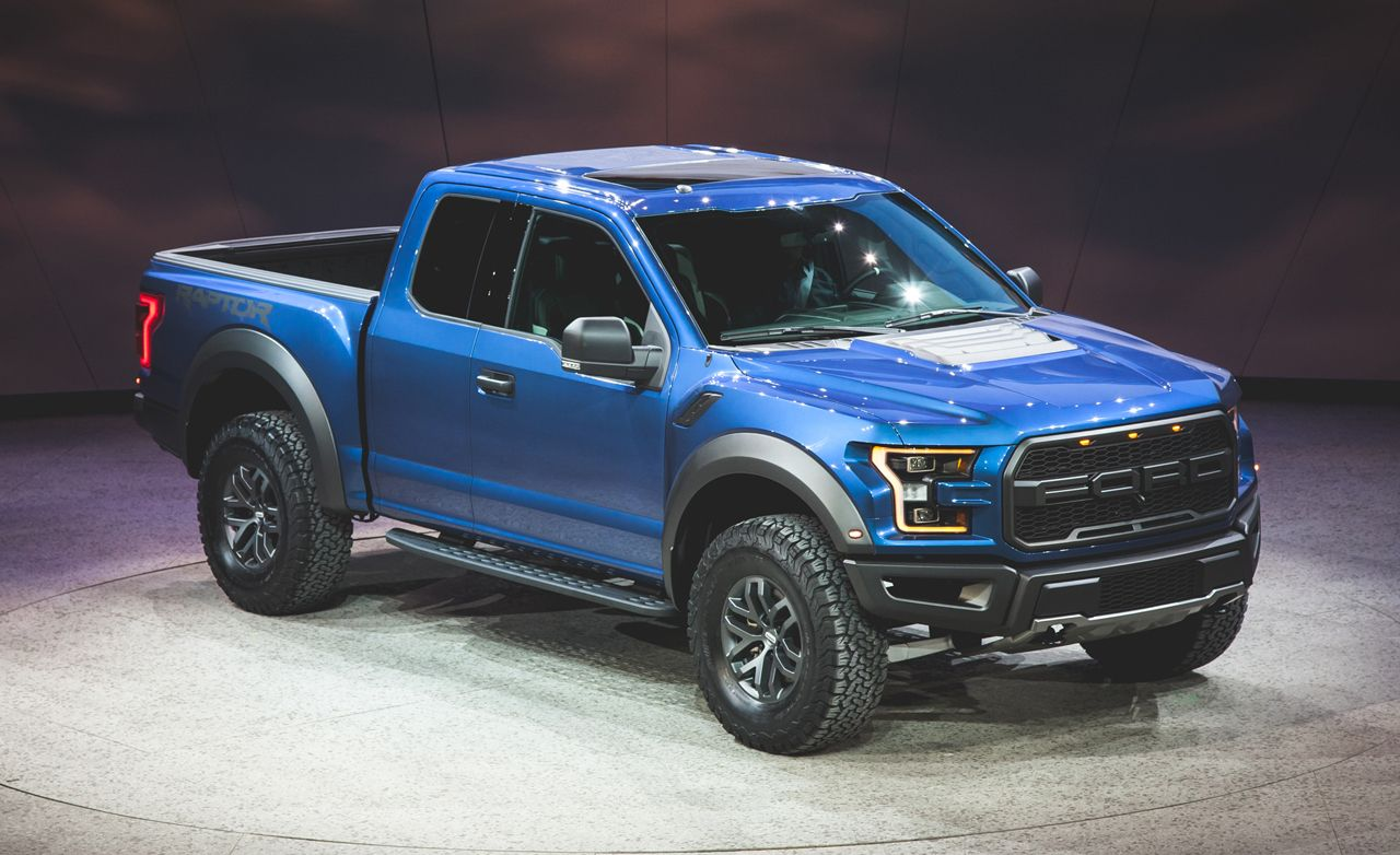 2017 Ford F 150 Raptor The Beast Returns with an Aluminum Body and