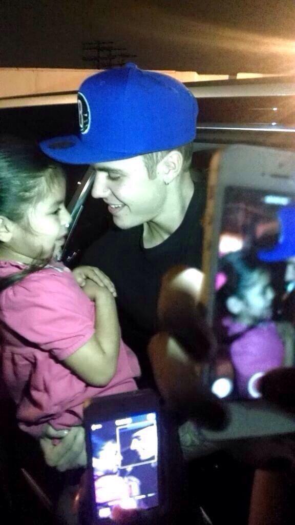 Justin Bieber Baby Girl
