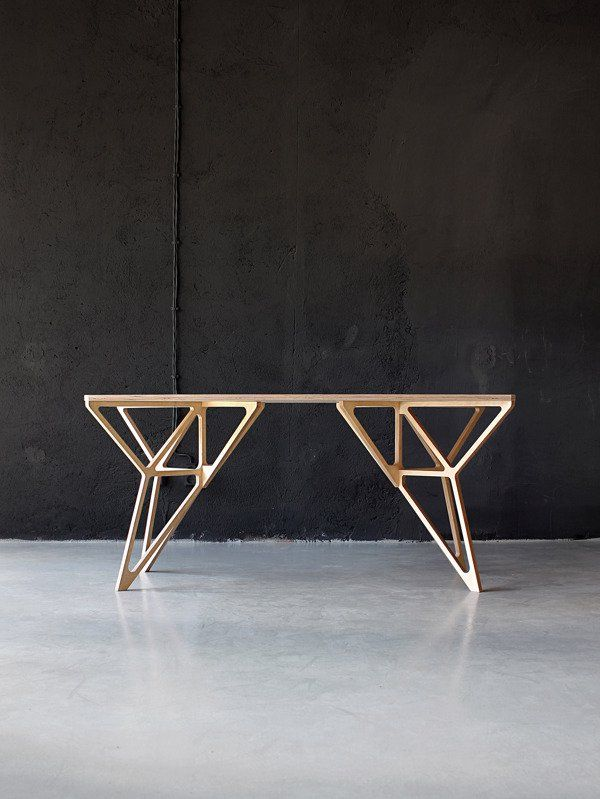 Contemporary Plywood Furniture Designs