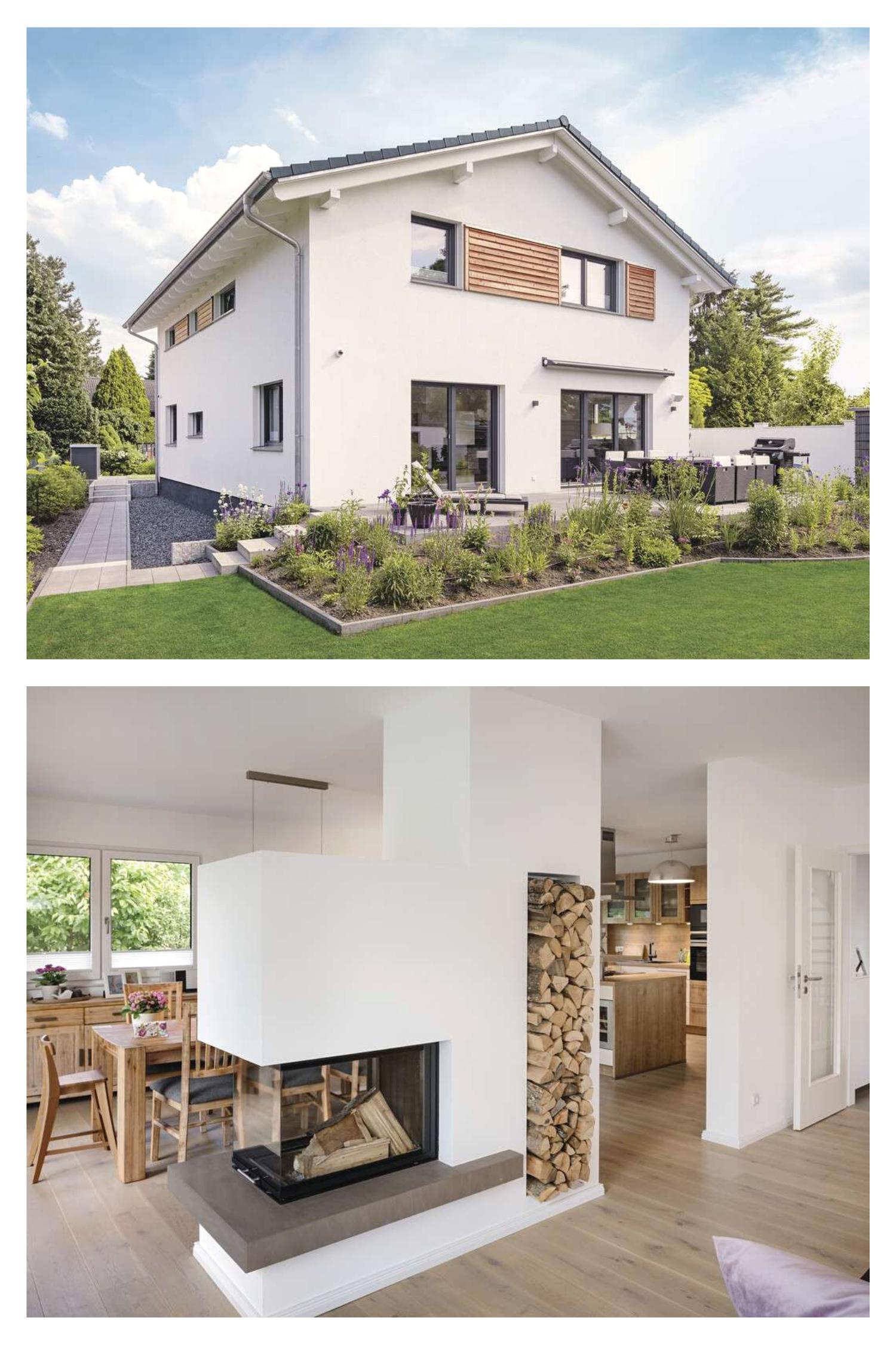 Einfamilienhaus frei geplant WeberHaus