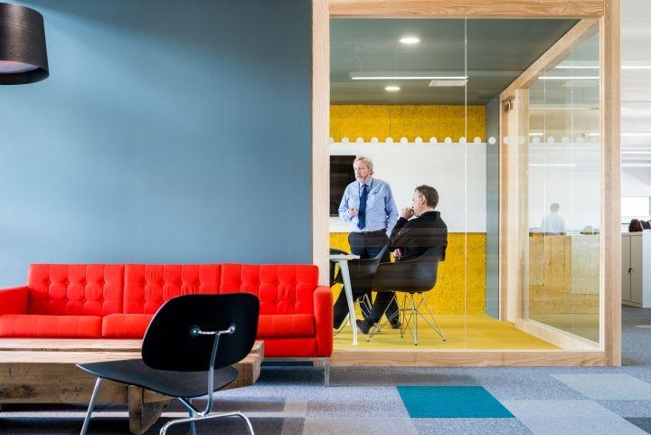 SGS Bridgehead Headquarters by Marks Design Belfast Hull UK