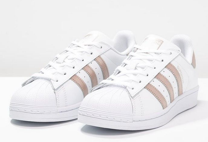 sneakers for cheap 9f890 cb762 Adidas Originals SUPERSTAR Baskets basses white super collegiate