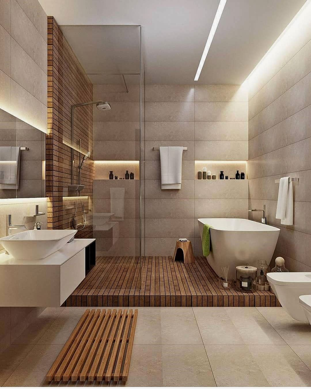 3d Home Design Architecture On Instagram Wow Amazing Bathroom Concept Via Sebarchitecture Top Bathroom Design Bathroom Interior Design Bathroom Design Viral home designer bathroom design